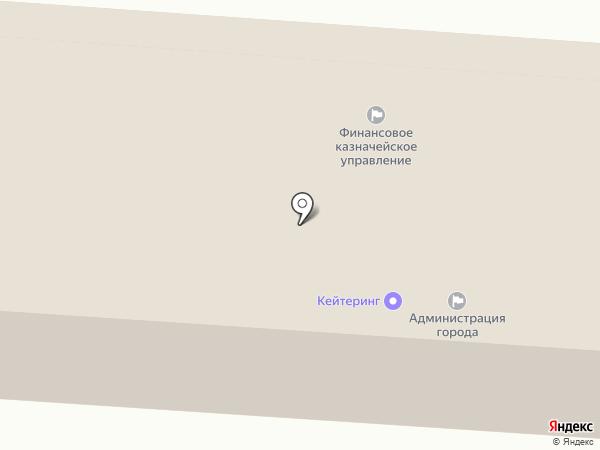 Отдел финансирования коммунального хозяйства на карте Астрахани