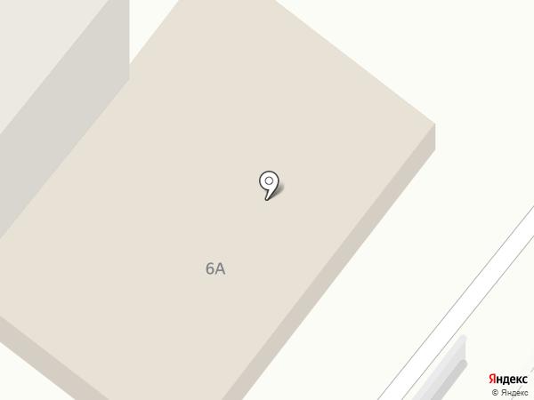 СЭТ на карте Астрахани