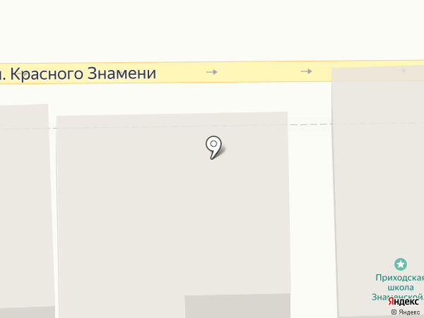 КБИТ на карте Астрахани