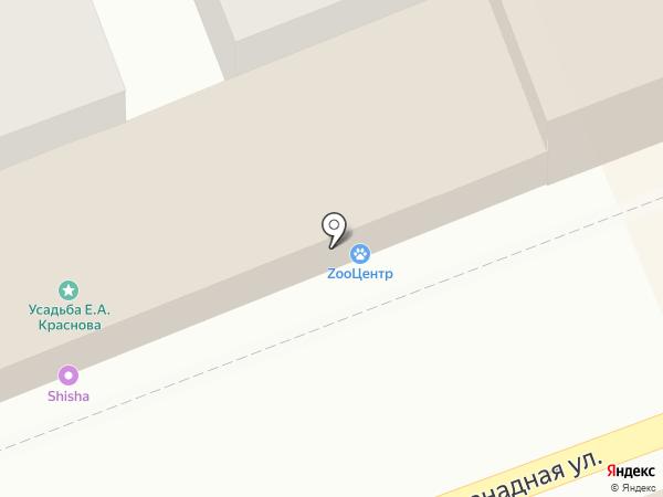 Кабинет парфюмера на карте Астрахани