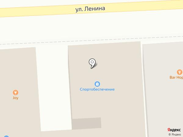 Федерация легкой атлетики Астраханской области на карте Астрахани