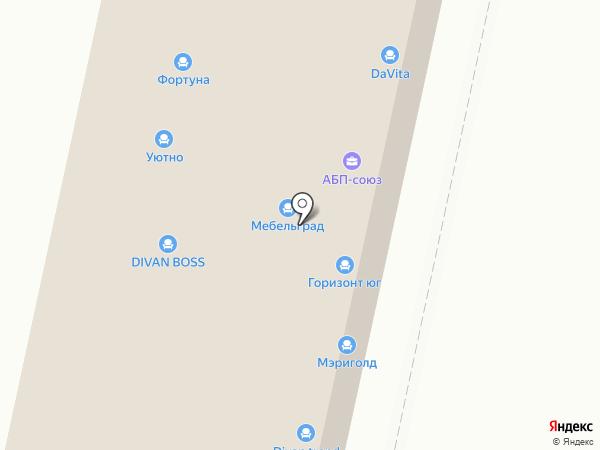 НЕКСТ на карте Астрахани