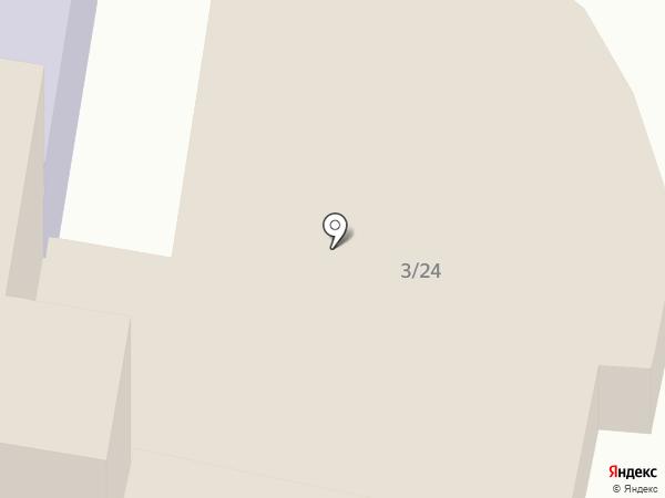 Тихий бар на карте Астрахани