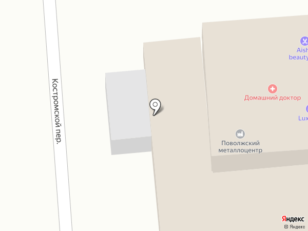 Болт на карте Астрахани