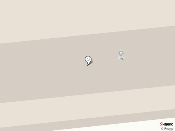 Стройинвест на карте Астрахани