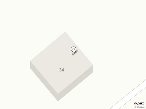 Гриль-дом у Растопулова на Волге на карте Растопуловки