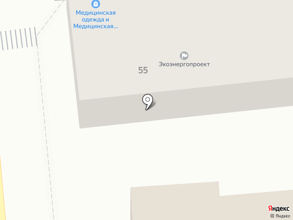 Медицинская книга. Медицинская одежда на карте Астрахани