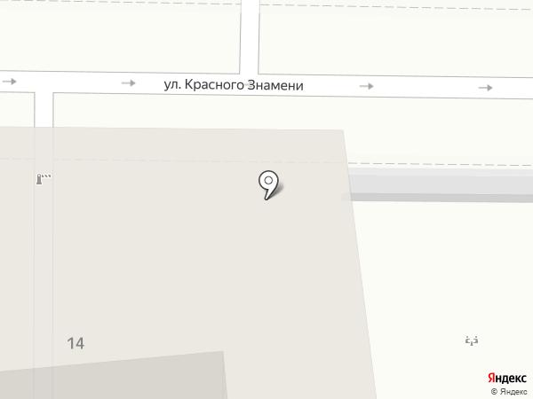 Escobar на карте Астрахани