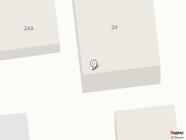 Клиника дентальной импланталогии на карте Астрахани