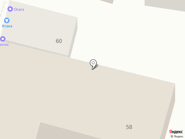 Абсолют-Авто на карте Астрахани