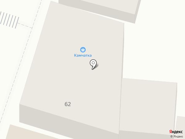 LIKE на карте Астрахани