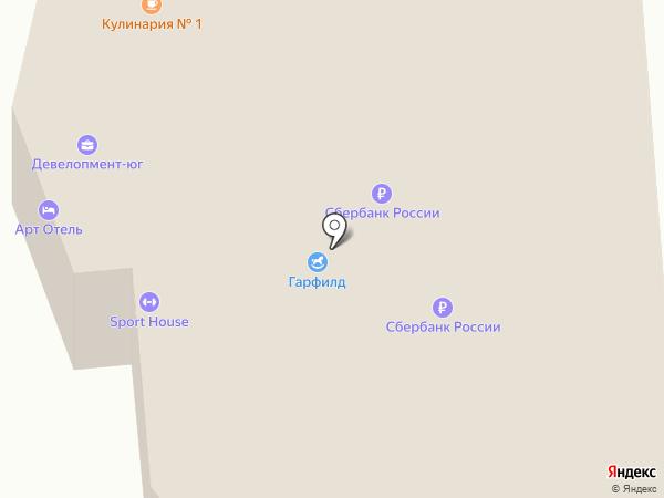 Мастер мебель-М на карте Астрахани