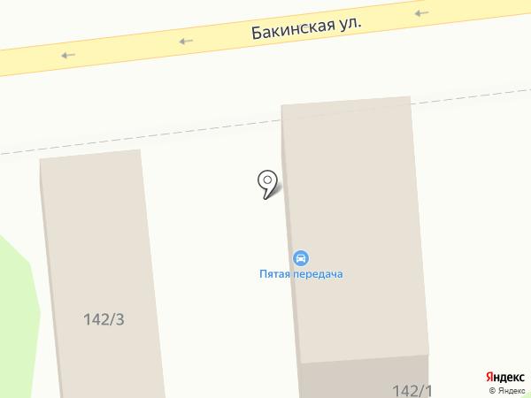 Торгово-монтажная компания на карте Астрахани
