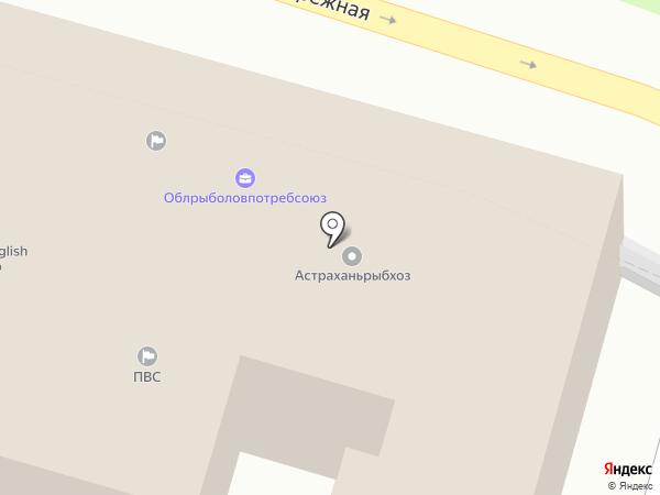Стартлайн АСТ на карте Астрахани