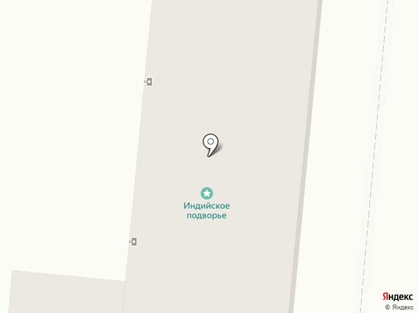 Модный букет на карте Астрахани