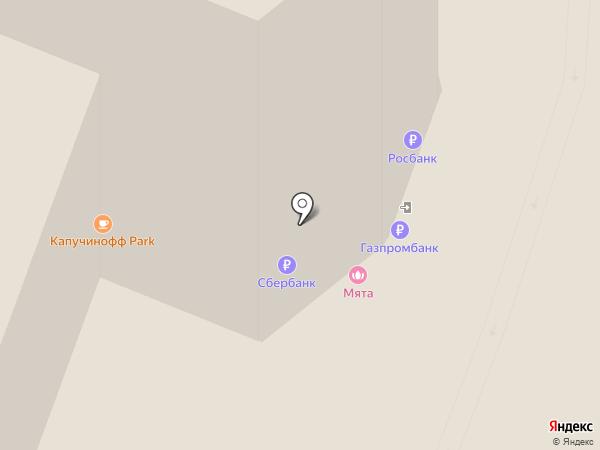 Antrelle на карте Астрахани
