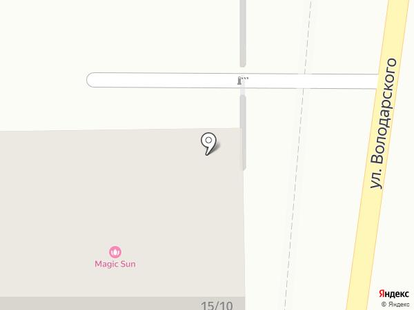 Ло на карте Астрахани