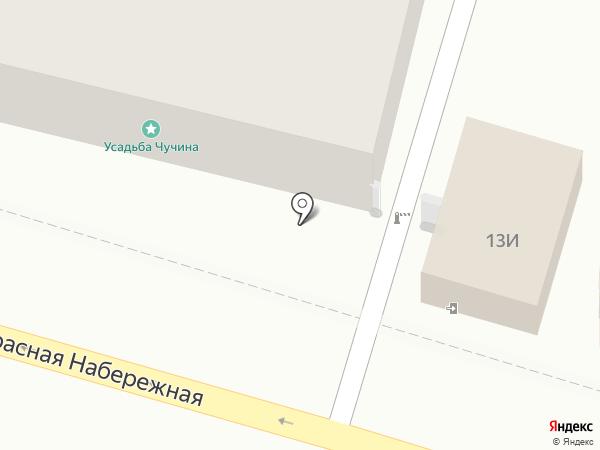 Адвокатский кабинет Тихоновой Н.П. на карте Астрахани