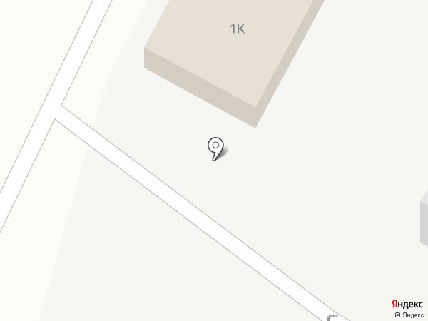Шиномонтажная мастерская для грузовых автомобилей на карте Астрахани
