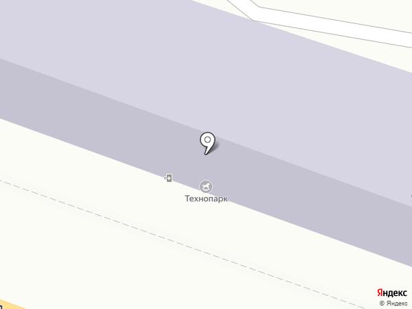ЦМИТ Астрахань на карте Астрахани