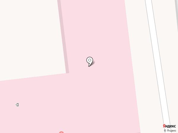 Городская клиническая больница №2 им. братьев Губиных на карте Астрахани