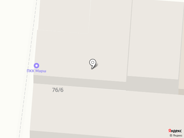 Продуктовый магазин на ул. Чехова на карте Астрахани