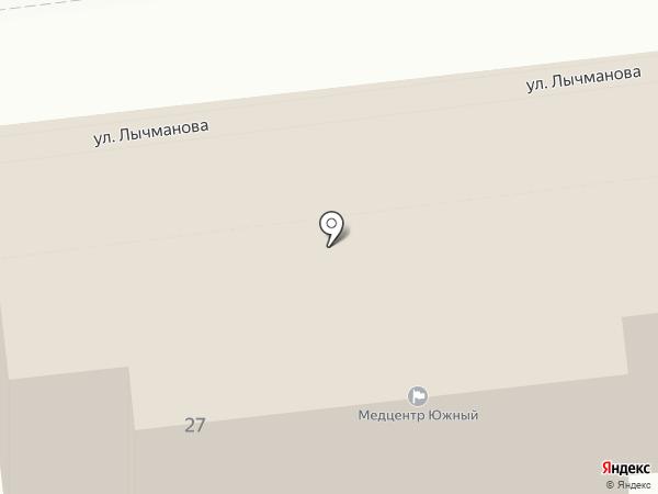 Ast-Realty на карте Астрахани
