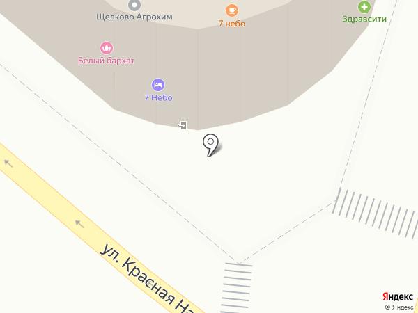 АЛИОТ ПЛЮС на карте Астрахани