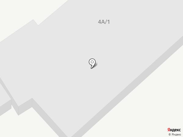 ЮМК на карте Астрахани