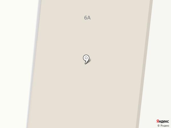 КАРОН на карте Астрахани