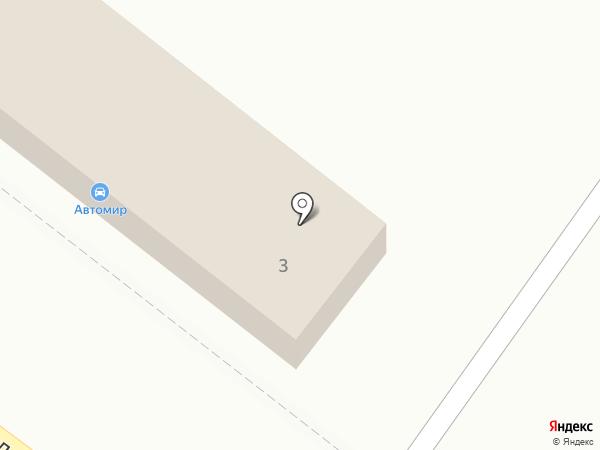 ЛИМА на карте Астрахани
