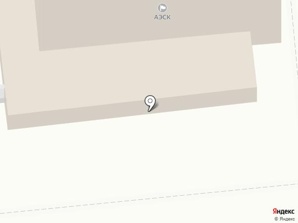 Анти-Банкиръ на карте Астрахани