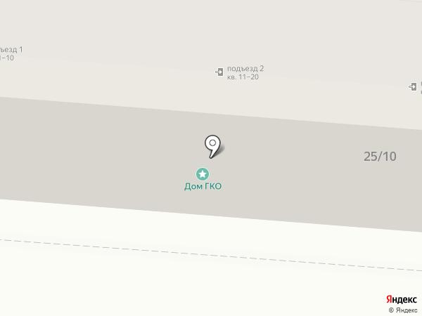 МойВояж на карте Астрахани