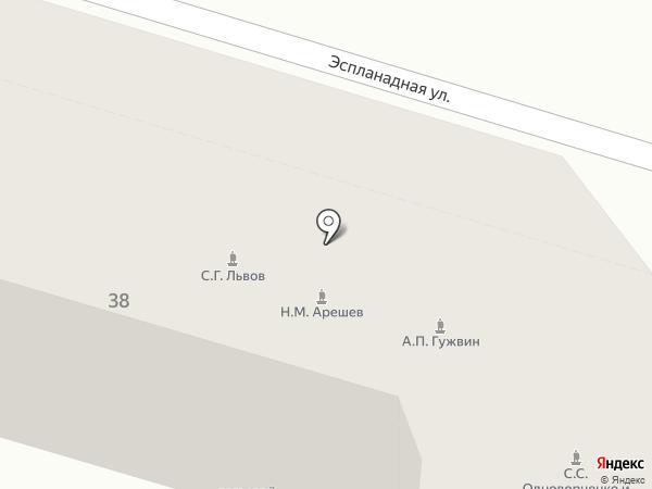 ПожСпецМонтаж на карте Астрахани