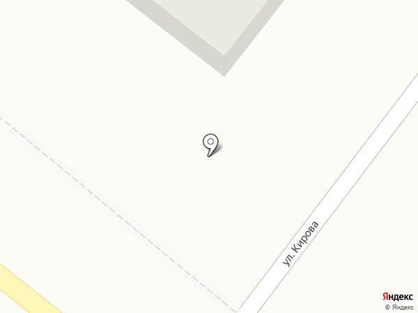 Астком на карте Осыпного Бугра