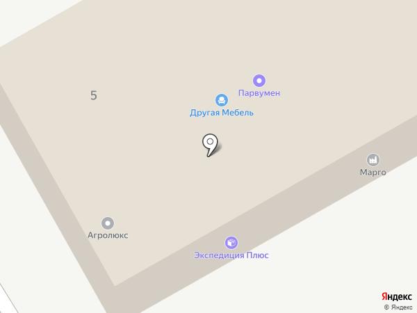 Персональное решение на карте Астрахани