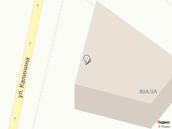 Бизнес-консалтинг на карте Астрахани