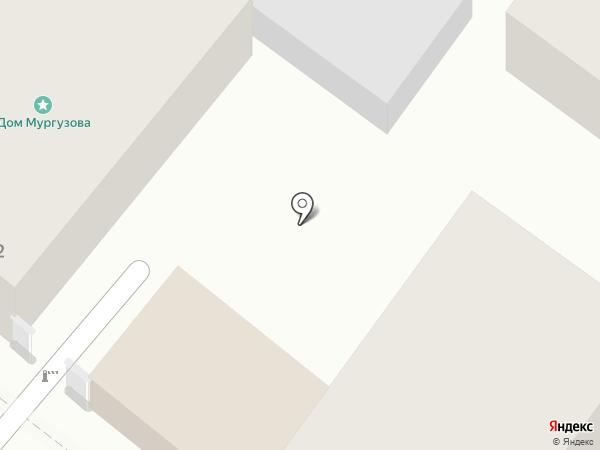 Городской Курорт Астрахань на карте Астрахани