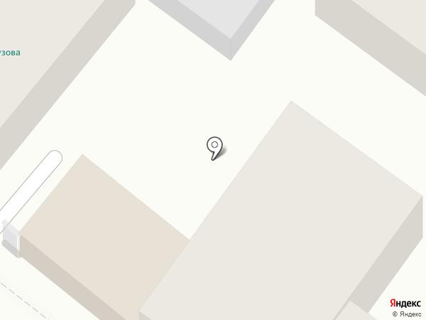 Дизайн-студия Натальи Ивановой на карте Астрахани