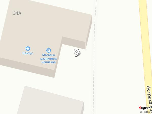 ЦПП-Юг на карте Осыпного Бугра