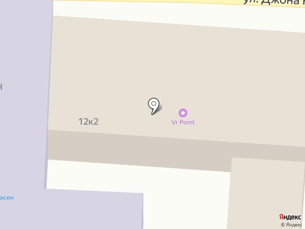 АвегаСтрой на карте Астрахани
