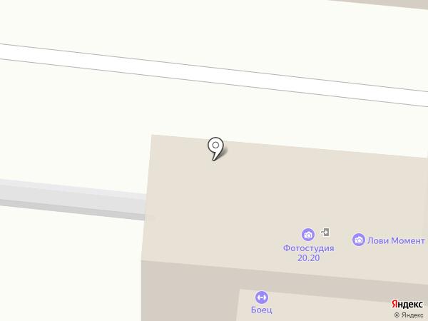 Инструментальщик на карте Астрахани