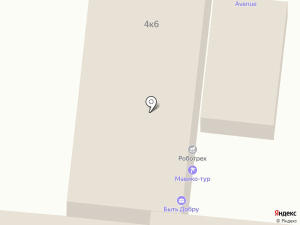 Эксперт на карте Астрахани