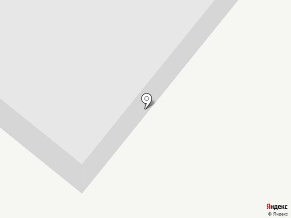 Логистический центр на карте Осыпного Бугра
