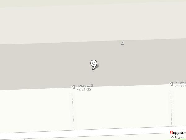 Лаки-Дент на карте Астрахани