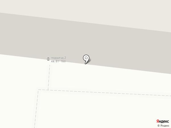 Крепеж на карте Астрахани