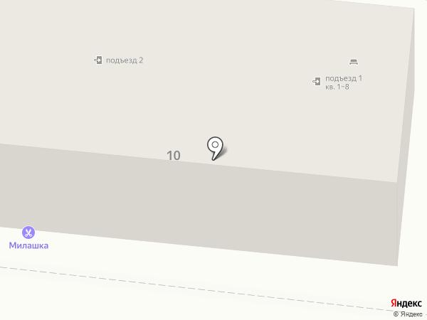 Венеция на Каспии на карте Астрахани