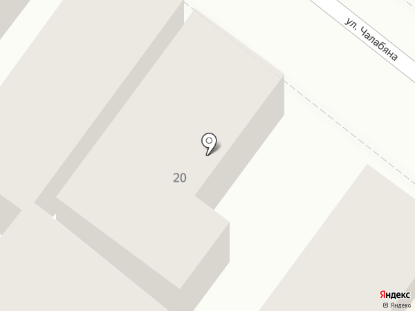 Магазин турецкой одежды на карте Астрахани