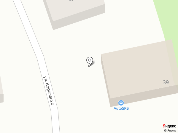 Компания по беспокрасочному выпрямлению вмятин на карте Астрахани