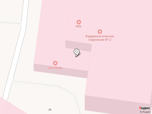 IntraTUBE на карте Астрахани